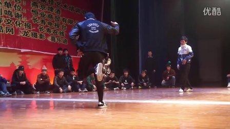 重庆街舞培训(TK)TOPKING舞蹈传媒 2012长寿街舞比赛 TopKing CAIN