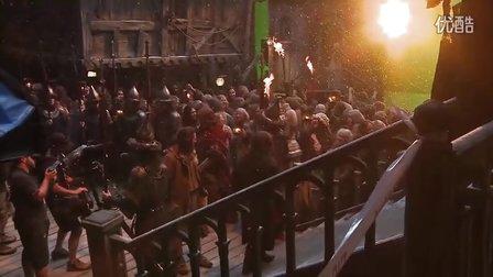 The Hobbit:The Desolation of Smaug 拍摄日记 13