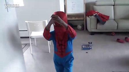 中国蜘蛛侠