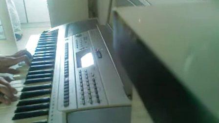 电子琴弹奏丶想起来的一首歌忘了歌名挺好听