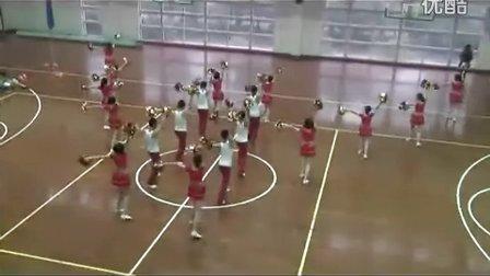 杭州二中高二健美操(2)