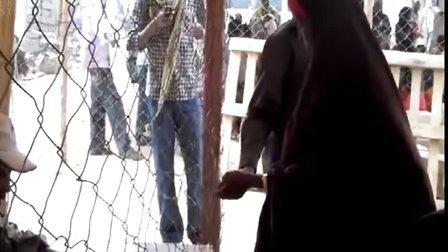 [达达布七日记]世界粮食计划署的网站总编Martin Penner在达达布难民营的第二天