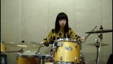 哪吒乐队 - 闹海 drum cover