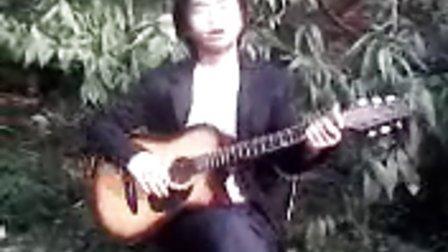 《天使的翅膀》吉他弹唱