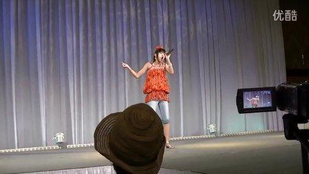 【アクターズスクール広島】「中元日芽香」(中2)2010-08-09 リ