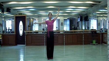 雅芝的舞蹈 五星红旗