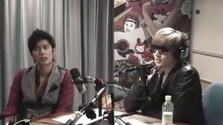 111018 Kim Hyun Joong Radio Power