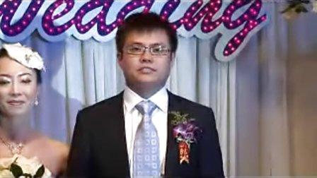 阿阳主持北京新郎婚礼