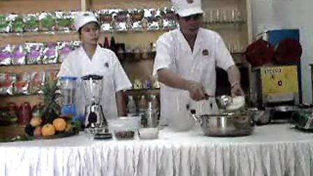 珍珠奶茶制作过程录像2