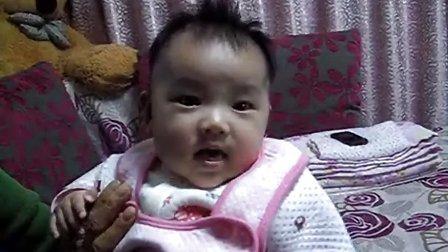 赵萌希2013年12月9日视频