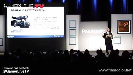 NAB 2012 Panasonic Press ConferenceHighlights 2