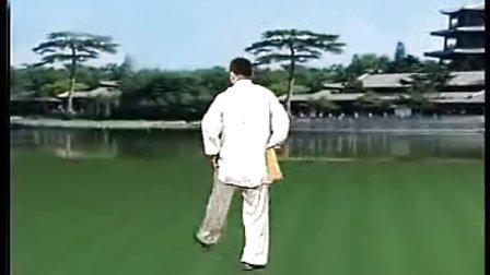 黄康辉陈式56式太极剑07