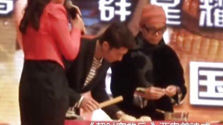 超时空救兵西安宣传华哥包饺子