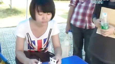 2011下学期湖南大众传媒学院校园电视台新闻部第一期成品