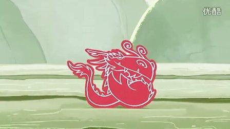 愤怒的小鸟,龙年贺岁动画