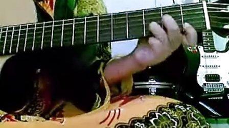 YUI cover feel my soul guitar HimeUtamiPutri