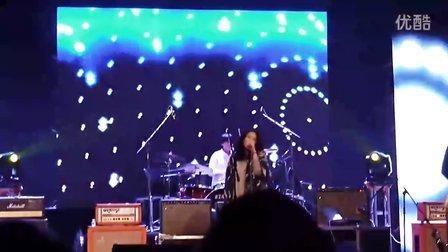 飞鸟-魏如萱,2012上海草莓音乐节