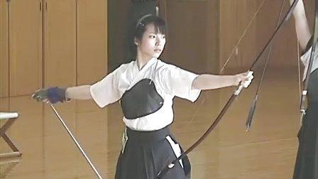 超美女弓箭手:弓道-不动心-你能不动心么?