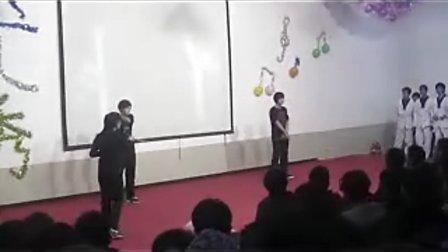 唐科院跆拳道双节棍表演