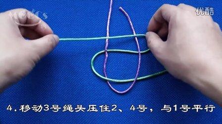 十字结(双线打法)