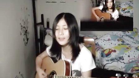 YUI cover Good-bye days guitar TheMijungJM