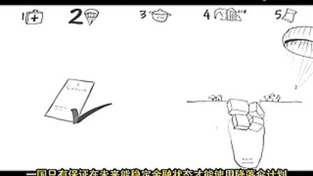剪纸动画片五分钟让你明白欧债