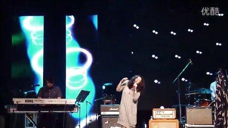 局部的人-魏如萱,2012上海草莓音乐节
