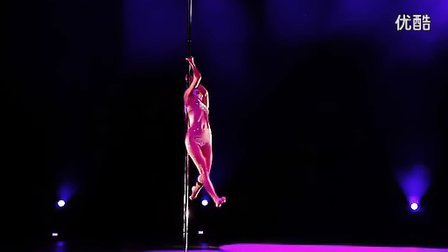 钢管舞Anastasia Skukhtorova - Pole Art 2013 showcase 标清