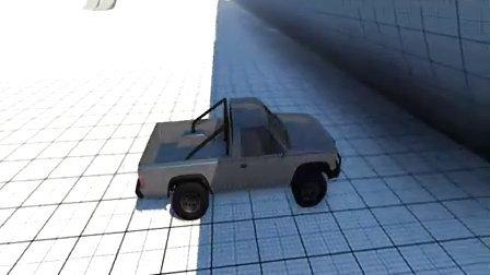 车损游戏Beam NG 物理效果和画质都很不错哦!