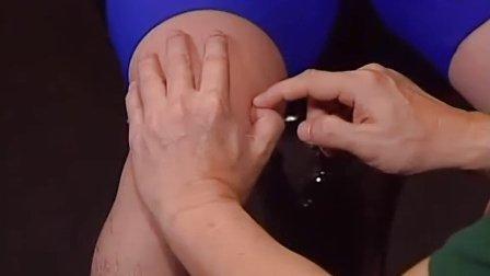 10膝髕骨痛處理方法—张钊汉原始点疗法