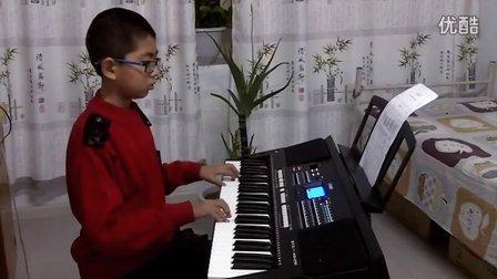 电子琴 枉凝眉
