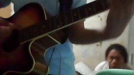 YUI cover LIFE guitar thekounoodoriko