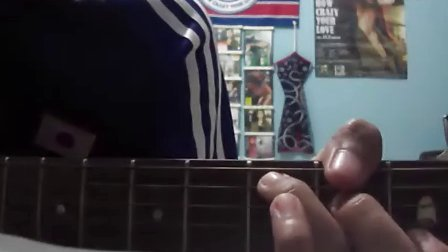 YUI cover Simply white guitar YUIfanNotSony