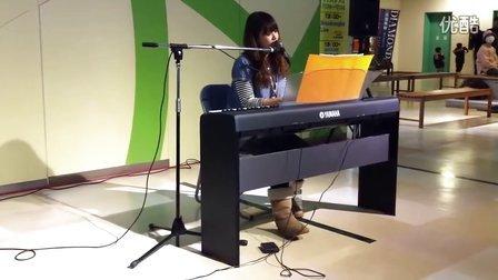 YUI cover CHE.R.RY keyboard cyberoga