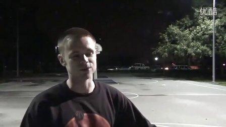 传奇白人街球手The professor最新视频--2004AND1澳大利亚之行