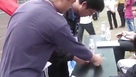 2011下学期湖南大众传媒学院校园电视台新闻部第二期成品