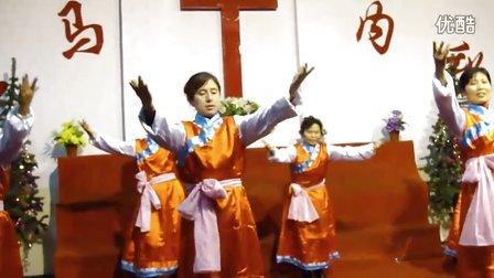 2011年红古区基督圣诞