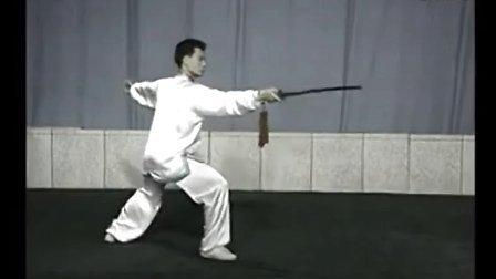 陈思坦32式太极剑   高清