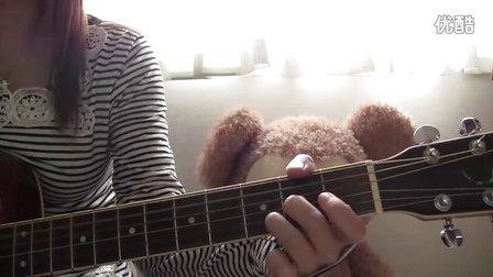 YUI cover I'll be guitar chakotan85
