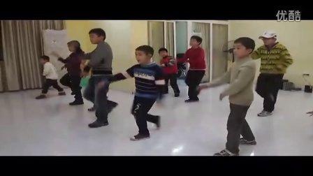 重庆街舞培训(TK)TOPKING舞蹈工作室2012年寒假班成果展合集