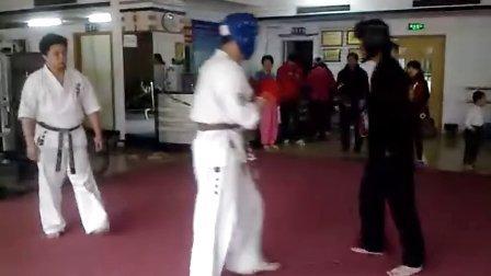 南京影风空手道对截拳道