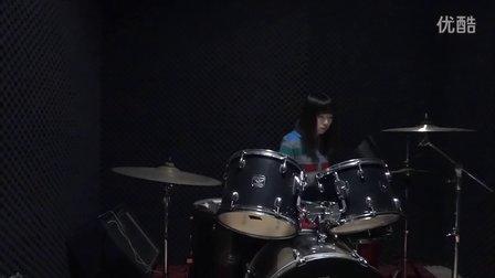 Elenore -  Winter Swing drum cover