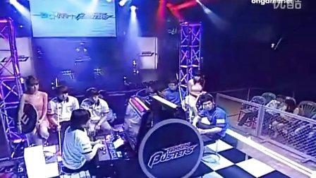 Tekken Busters 八强C,D组二合战