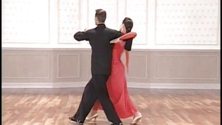 米尔科&阿莱希娅《基本舞步》摩登舞探戈教学(数拍)