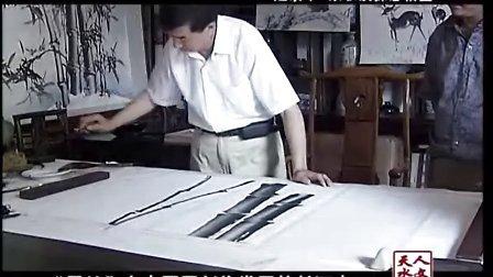 国画家赵录平艺术视频