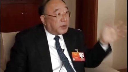 重庆市长谈对民工的关怀