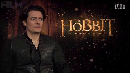 霍比特人演员们谈恶龙