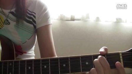 YUI cover again guitar chakotan85