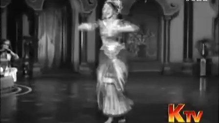 Padmini  Vyjayanthimala's classic Tamil dance