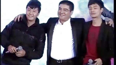 朋友----陈光标和现场观众演唱